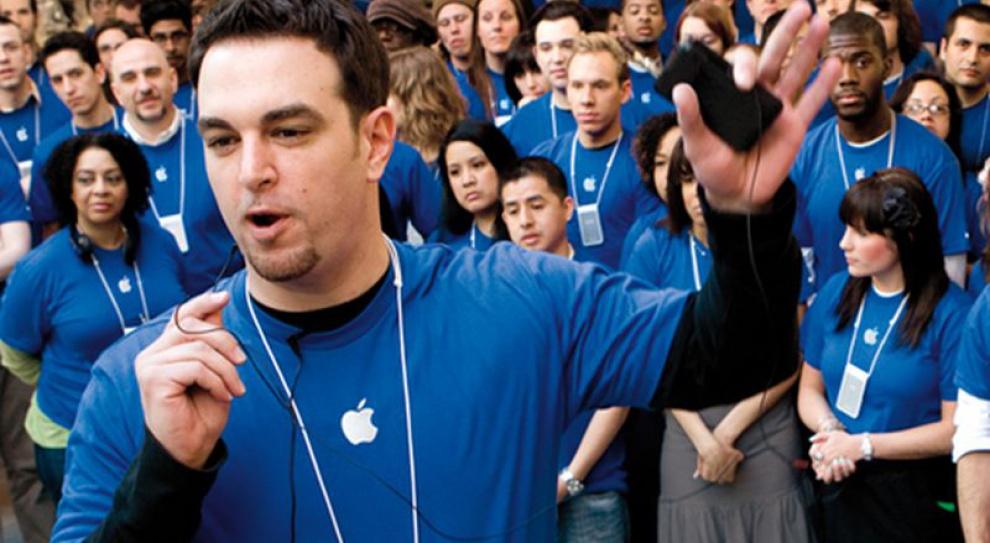 Oto, co pracownicy Apple mówią o kulturze korporacyjnej swojej firmy