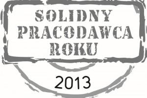 Solidny Pracodawca Roku 2013 wyłoniony