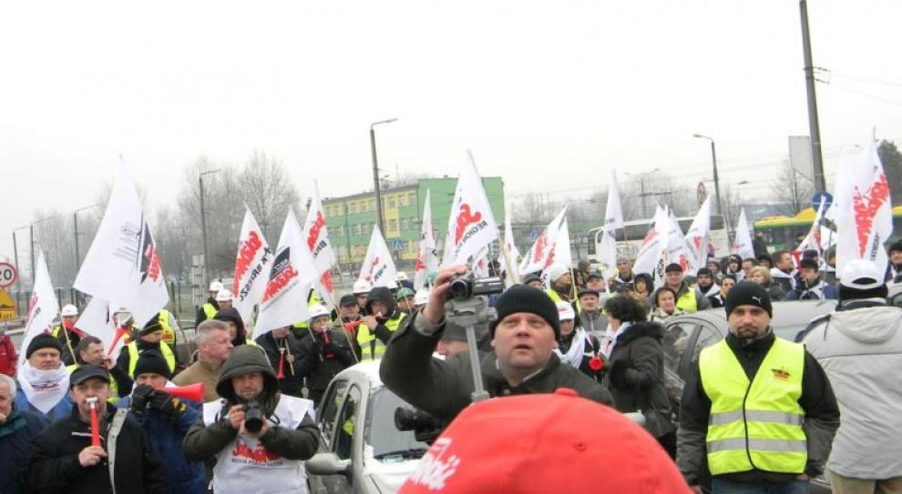 Związkowcy z kopalni Brzeszcze boją się likwidacji zakładu