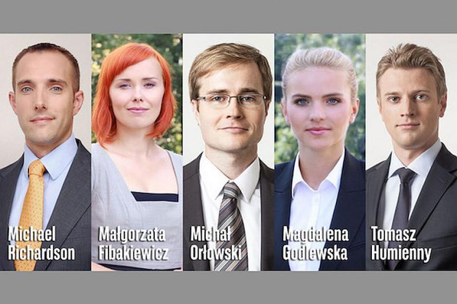 BNP Paribas RE zatrudni pięciu specjalistów od biur
