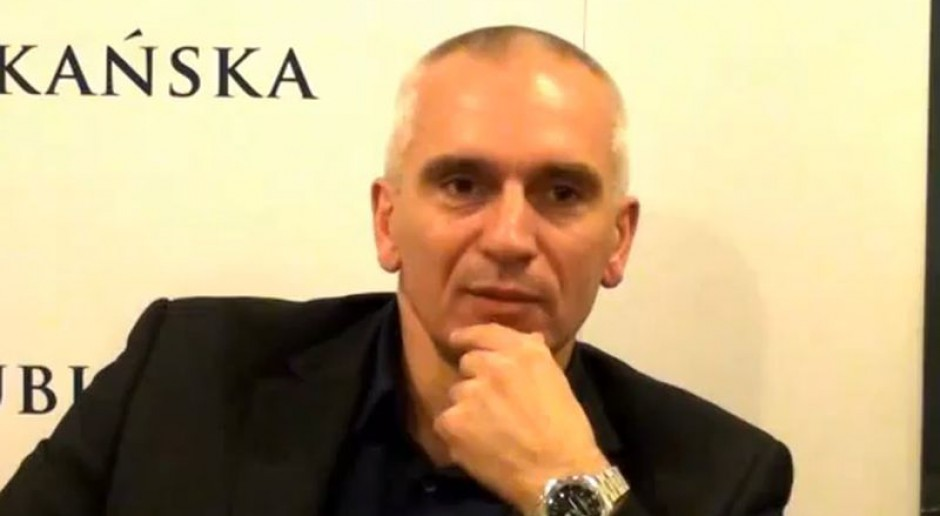 Dariusz Zawadka, były komandos Gromu został wiceprezesem PERN
