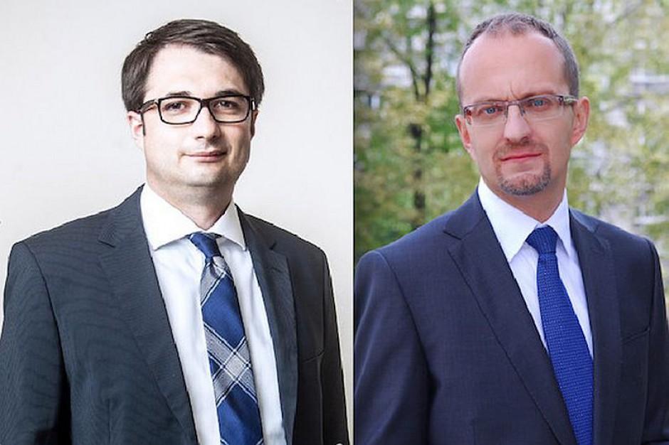 Piotr Goździewicz oraz Dominik Stojek dołączyli do BNP Paribas Real Estate