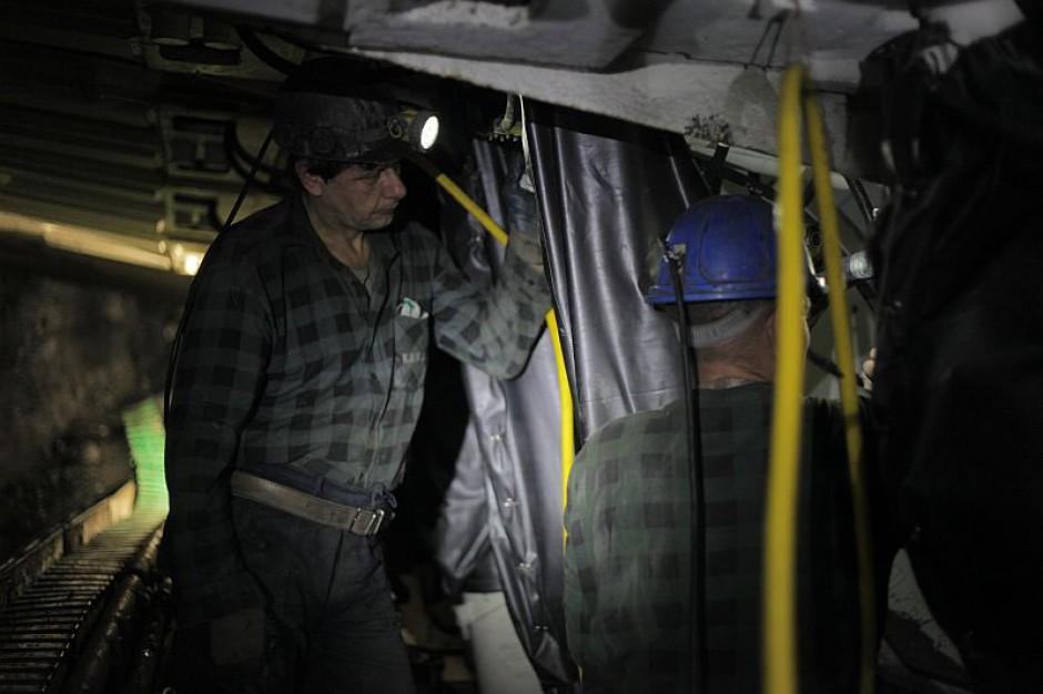 Nie będzie masowych zwolnień górników