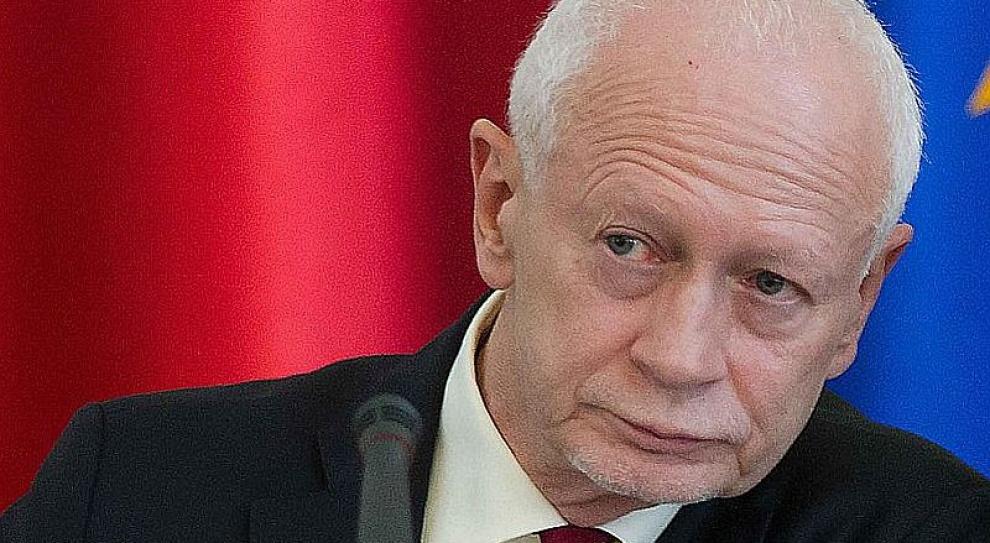 Michał Boni potwierdził swoje odejście z rządu