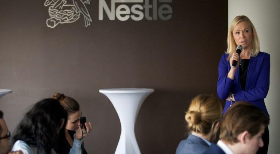 Nestlé zatrudni 20 tys. młodych Europejczyków