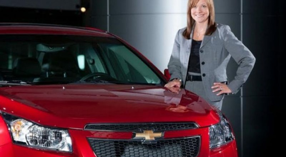 Mary Barra dyrektorem General Motors