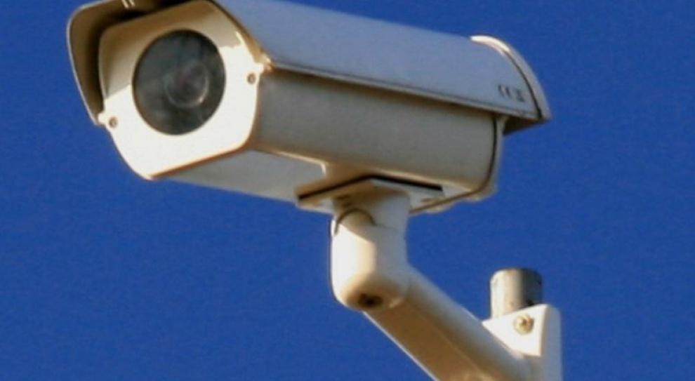 Przestrzeń publiczna monitorowana, więc i pracownik na podglądzie