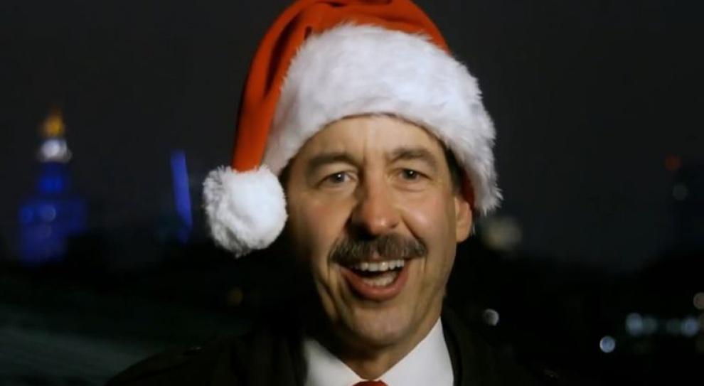 """Jingle Bell Rock"" od pracowników ambasady i konsulatu USA"