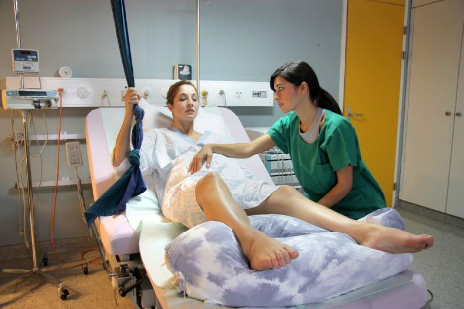 Pielęgniarki nie powinny pracować na oddziałach ginekologicznych?