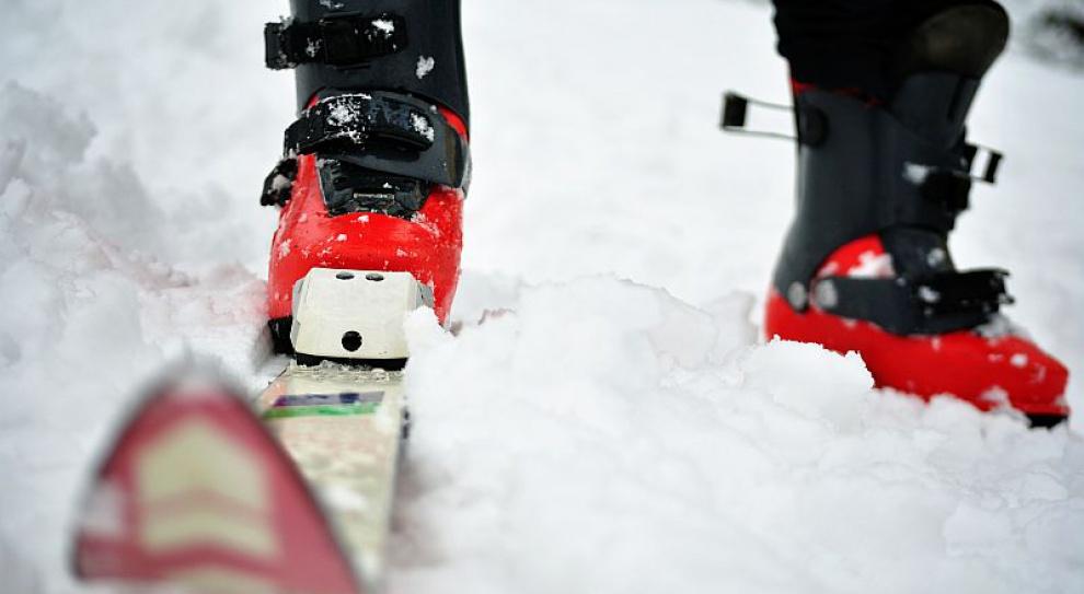 Burmistrz broni dostępu do... śniegu