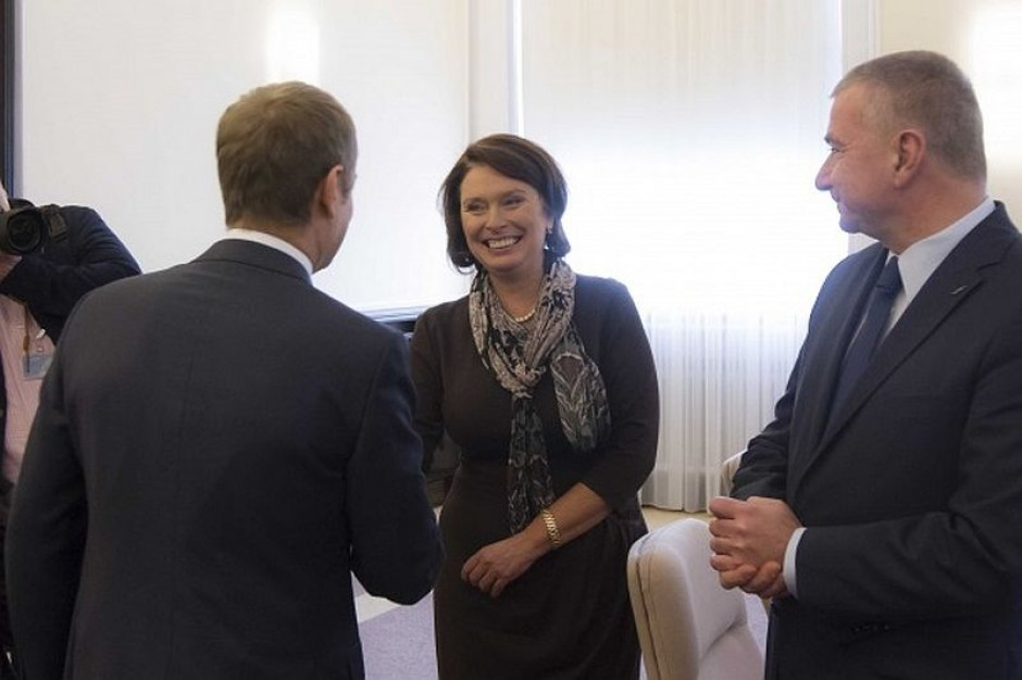 Małgorzata Kidawa-Błońska nowym rzecznikiem rządu