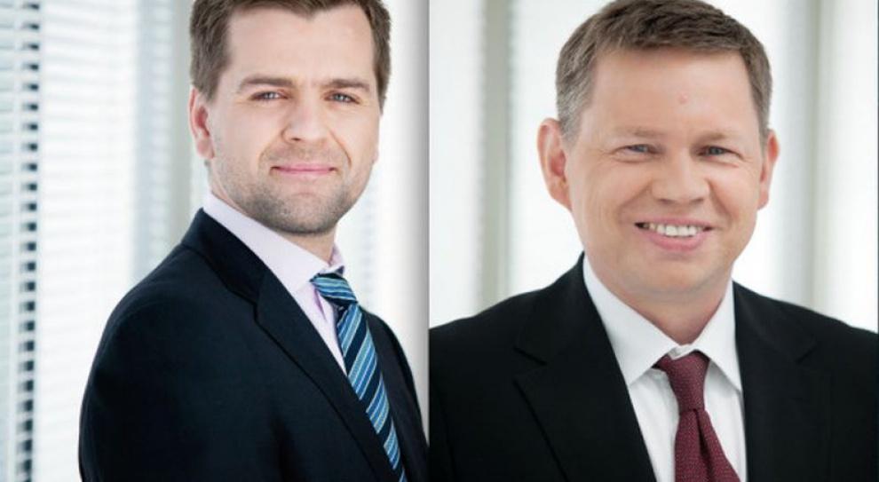 Piotr Kaszyński i Marek Noetzel nowymi dyrektorami w Cushman & Wakefield
