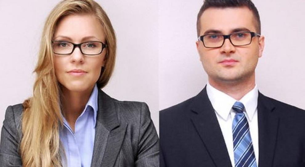 Ewa Bocian i Łukasz Fromiński dołączyli do BNP Paribas Real Estate