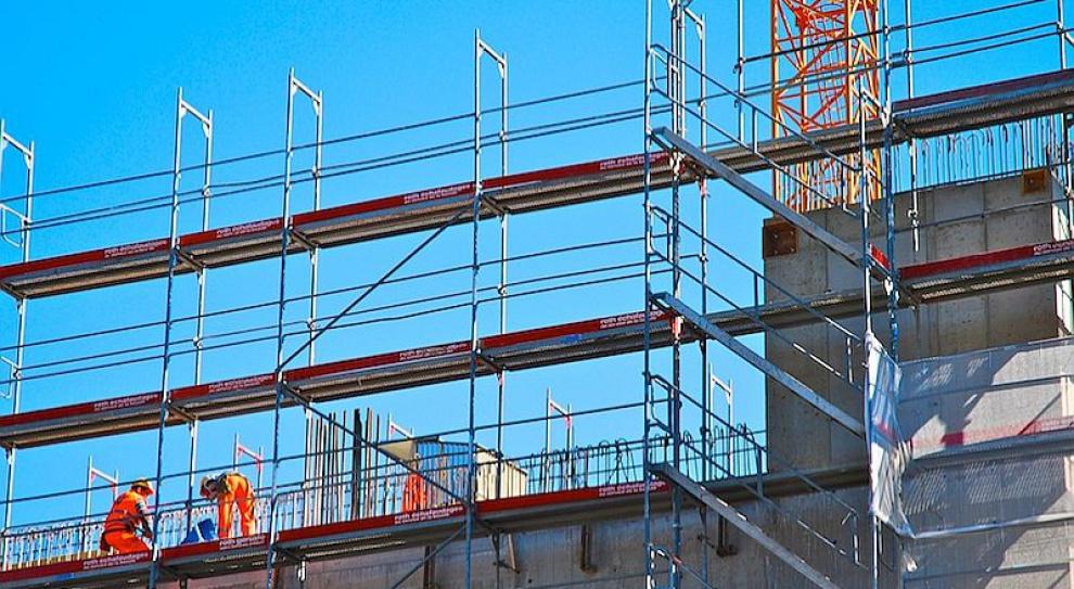 Ciepła zima sprzyja pracom na budowach