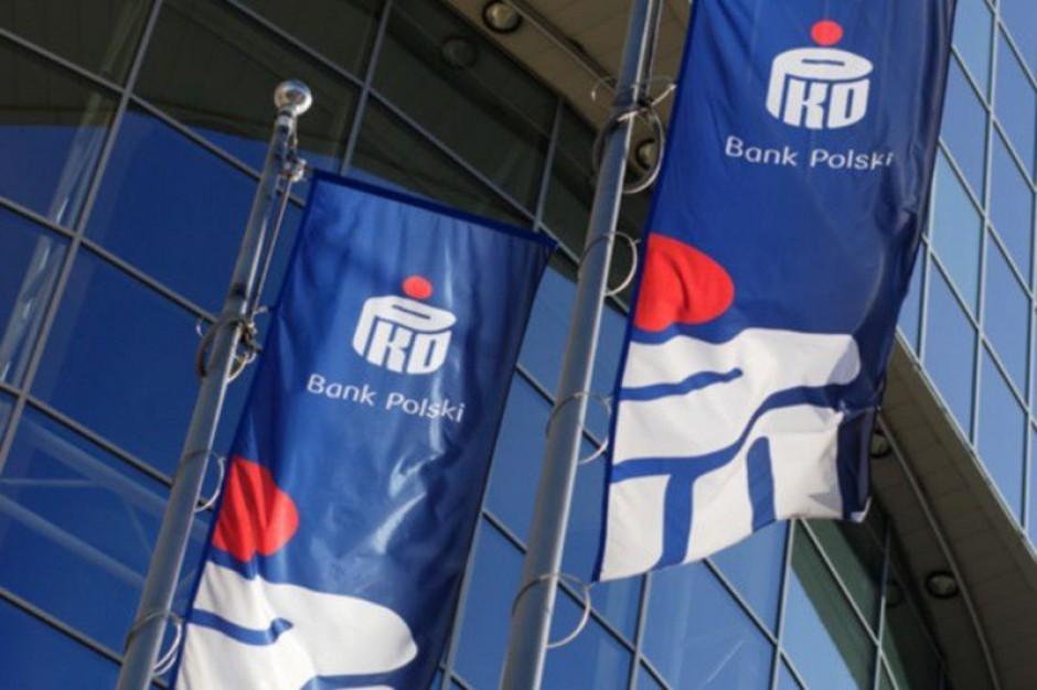 PKO BP: sieć będzie większa, ale efektywność pracowników też