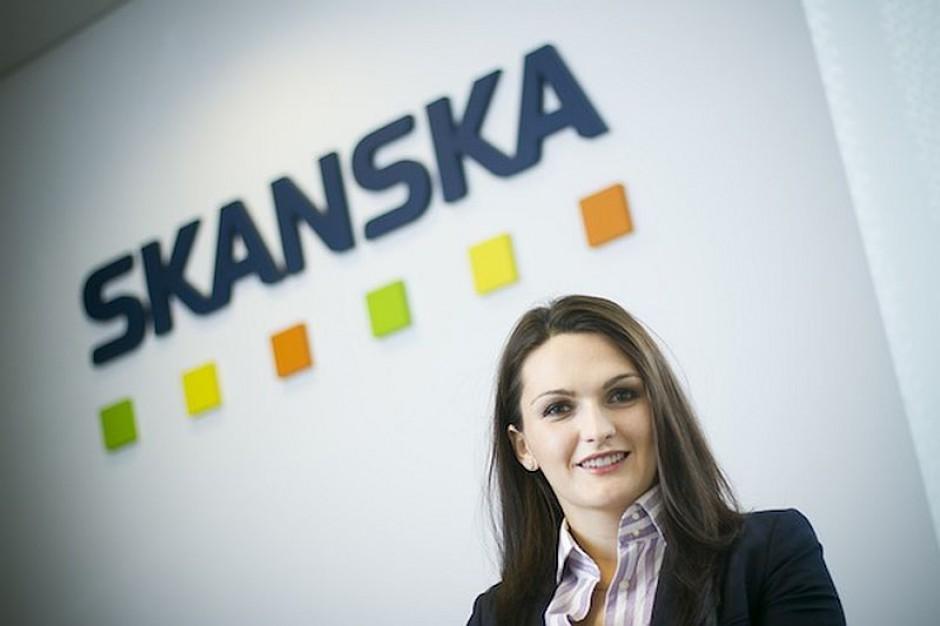 Katarzyna Zawodna zostanie nową prezes Skanska Property Poland