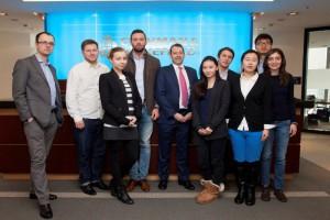 Studenci odwiedzili 9 europejskich miast w ramach programu International Real Estate Challenge
