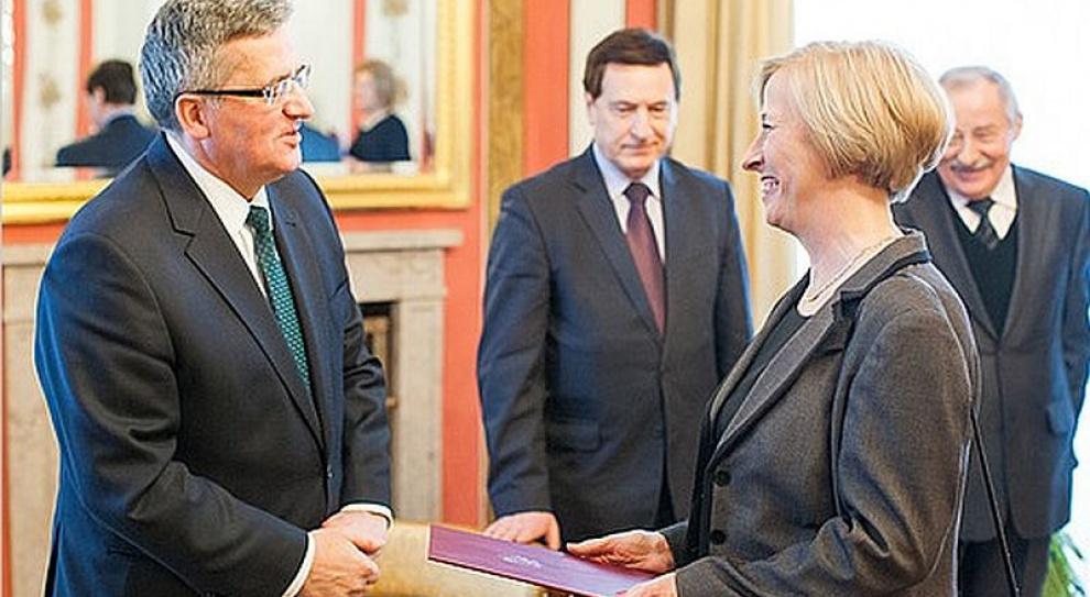 Teresa Flemming-Kulesza prezesem Izby Pracy Sądu Najwyższego