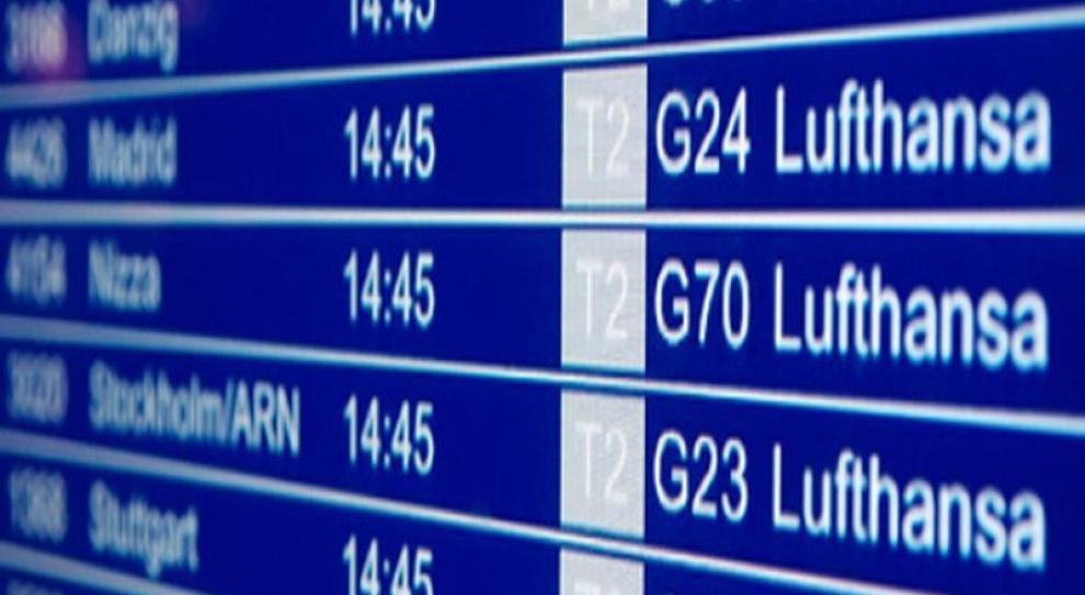 Menedżer Lufthansy zostanie ukarany za obrazę pracowników