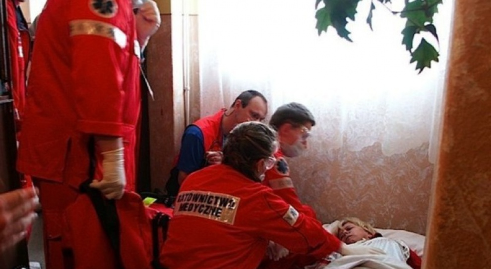 Ratownicy chcą poprawy bezpieczeństwa w czasie pracy