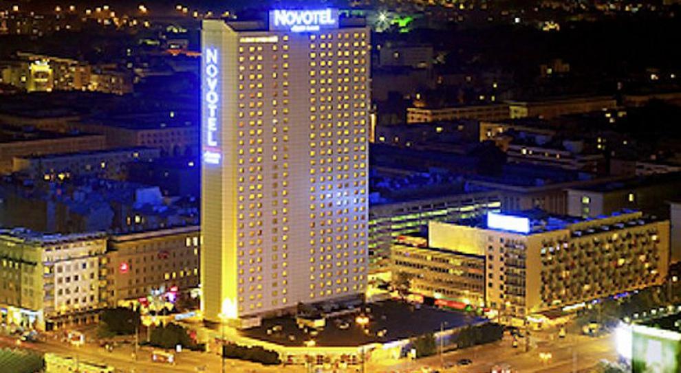 Cyril Vourc'h Papon objął stanowisko dyrektora Hotelu Novotel Warszawa Centrum