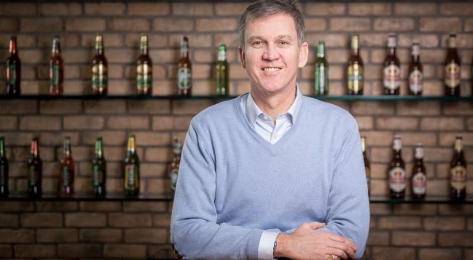 Robert Cooper dyrektorem w Kompanii Piwowarskiej