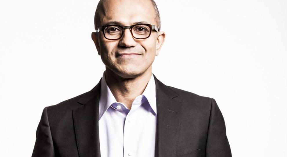 Satya Nadella nowym dyrektorem generalnym Microsoftu