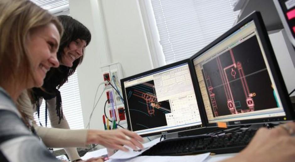 Kobiety poszukiwane przez branżę IT