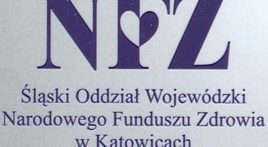 Zamiar odwołania szefa śląskiego oddziału NFZ i dwie kontrole