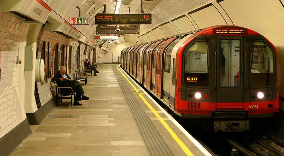 Kolejny dzień strajku pracowników londyńskiego metra