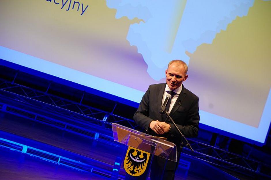 Rafał Jurkowlaniec rezygnuje z funkcji marszałka Dolnego Śląska