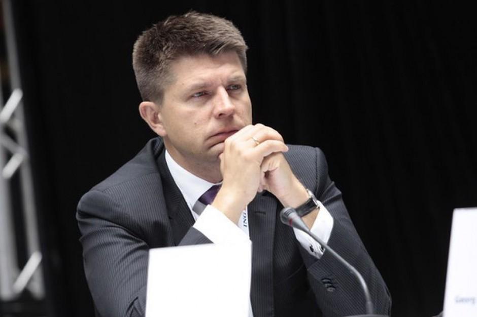 Ryszard Petru przewodniczącym rady nadzorczej PKP