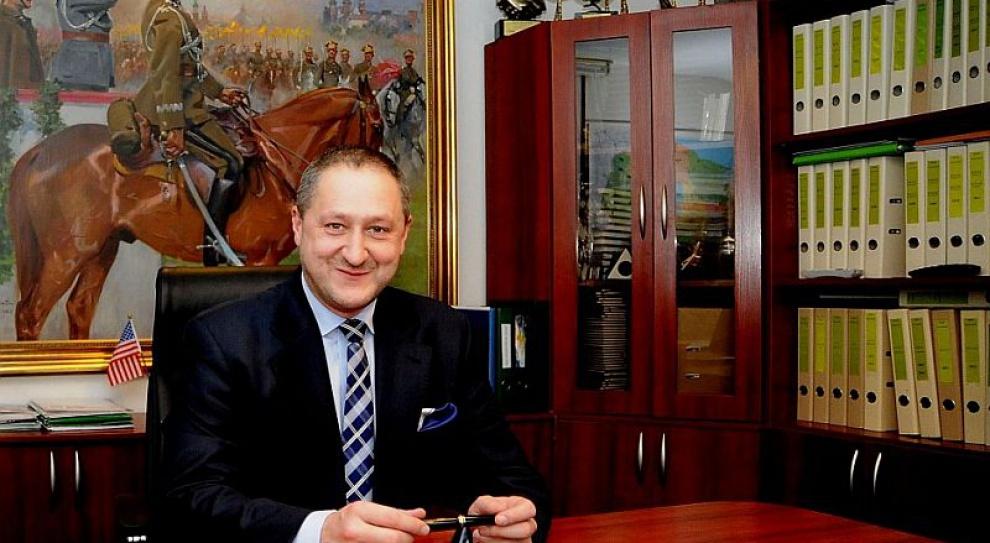 Mariusz Gazda, prezes SKOK Wołomin został Finansistą Roku 2013