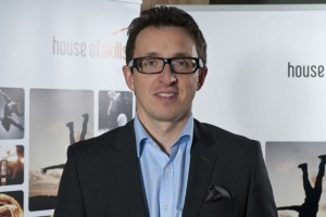 Aleksander Drzewiecki, prezes House of Skills