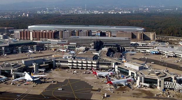 Na lotnisku we Frankfurcie rozpoczął się strajk ostrzegawczy