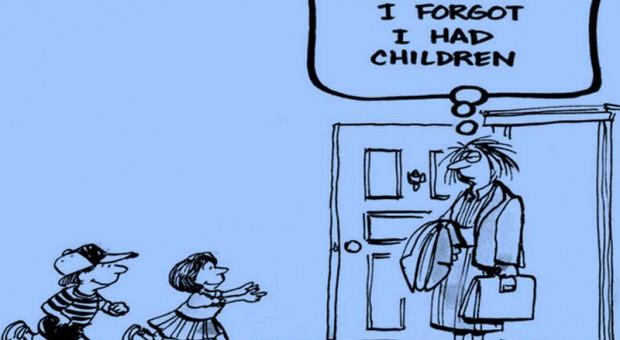 Bycie mamą nie oznacza bycia kiepskim pracownikiem. Wręcz przeciwnie