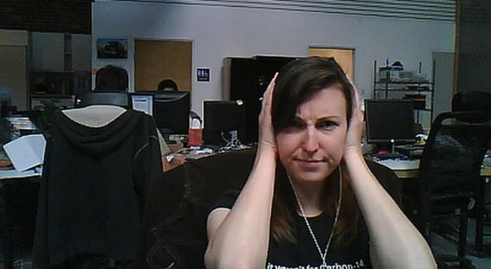 Cisza w biurze jest równie groźna jak hałas
