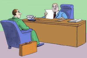 Jakie błędy gwarantują, że nie otrzymamy pracy?