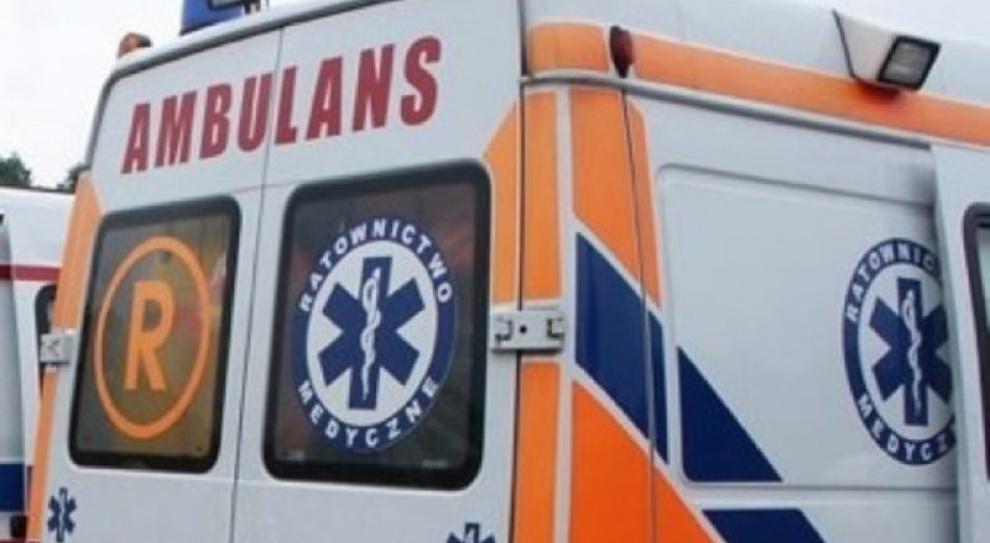 Lekarz ambulansu zapłaci karę za przerwę w pracy