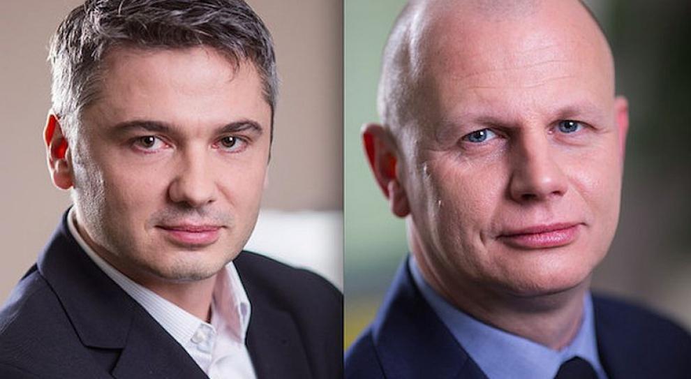 Bartosz Kalinowski i Mariusz Krzak nowymi dyrektorami regionalnymi w Skanska