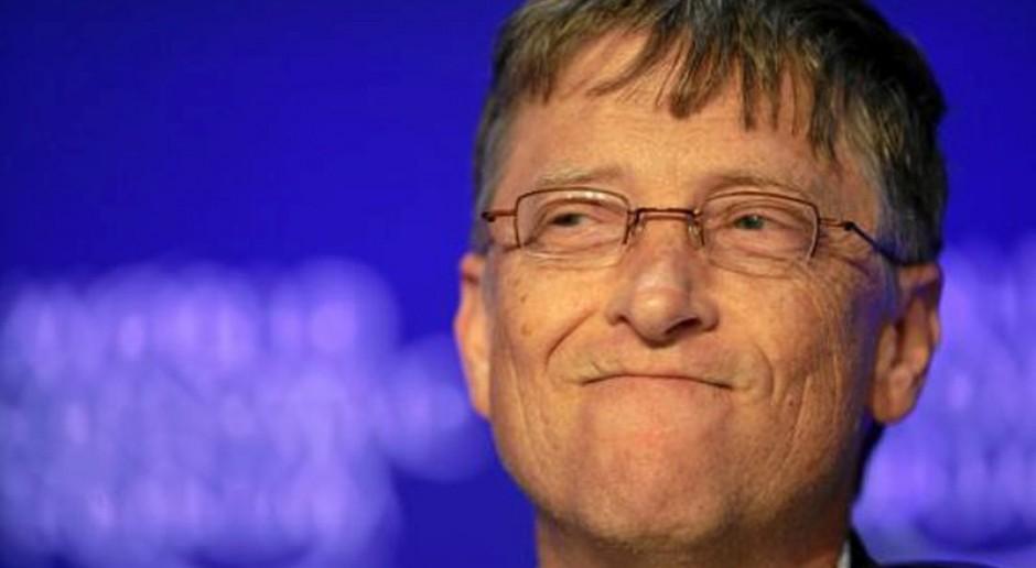 Bill Gates: ludzie nie zdają sobie sprawy, jak wiele miejsc pracy zniknie przez technologię
