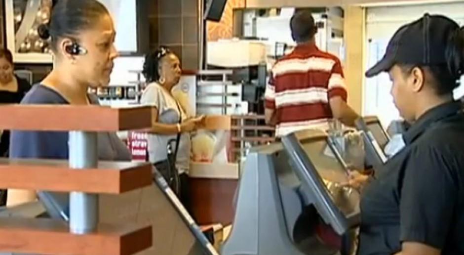 Pracownicy pozywają Mc Donald`s za kradzież płac