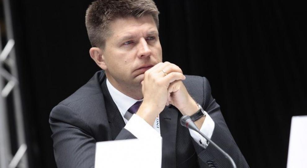 Ryszard Petru zrezygnował z kierowania radą nadzorczą PKP SA