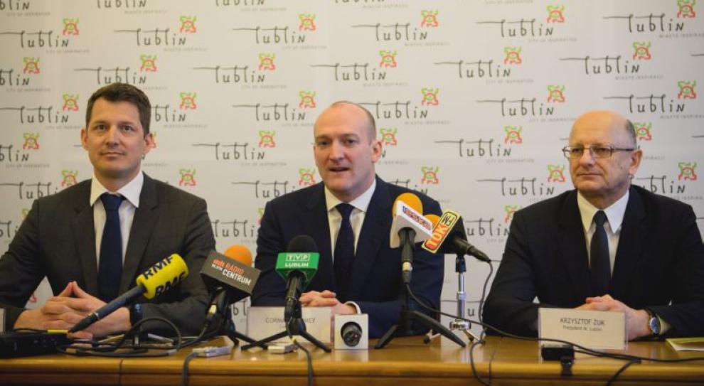 250 nowych miejsc pracy. Convergys Corporation otwiera nowe biuro w Lublinie