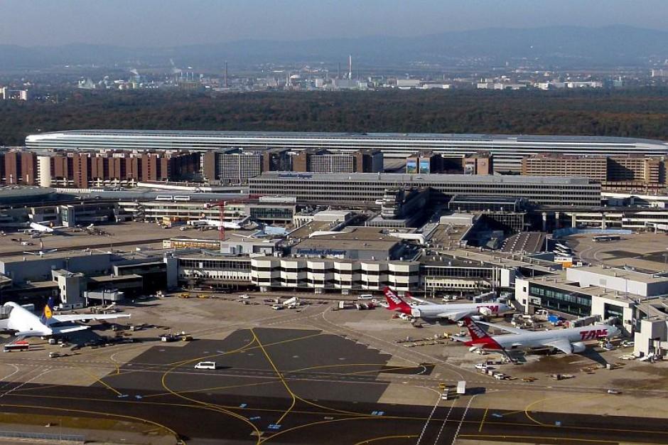 Na niemieckich lotniskach trwa strajk ostrzegawczy