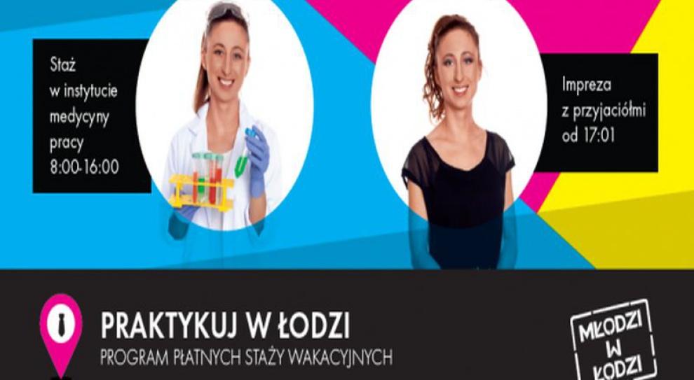 W Łodzi poszukują kandydatów do projektu stażowego