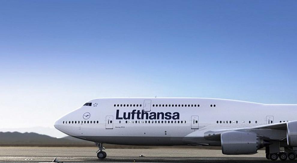 Lufthansa odwołuje loty z powodu strajku pilotów
