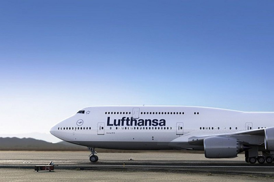 Strajk pilotów to największy strajk w historii Lufthansy
