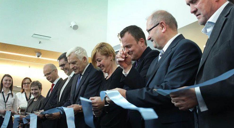 Otwarto centrum IBM w Katowicach. Pracę znajdzie w nim ok 2 tys. osób