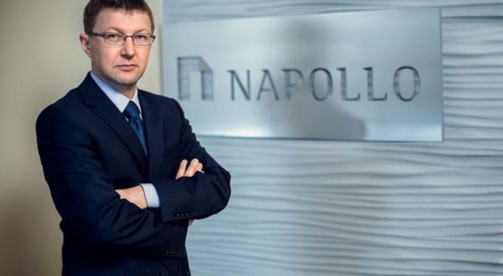 Sławomir Zawadzki nowym prezesem Grupy Napollo
